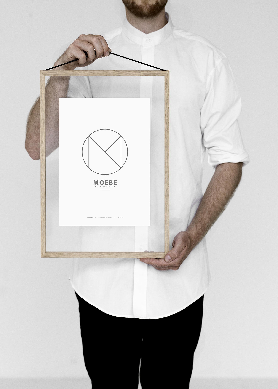 Cadre frame a3 moebe melville design - Cadre photo a3 ...