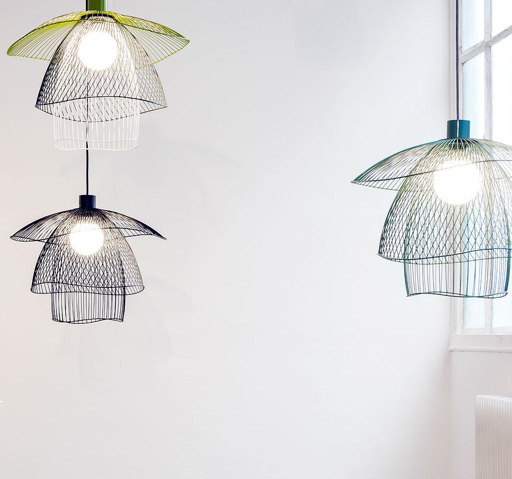 suspension papillon forestier melville design. Black Bedroom Furniture Sets. Home Design Ideas