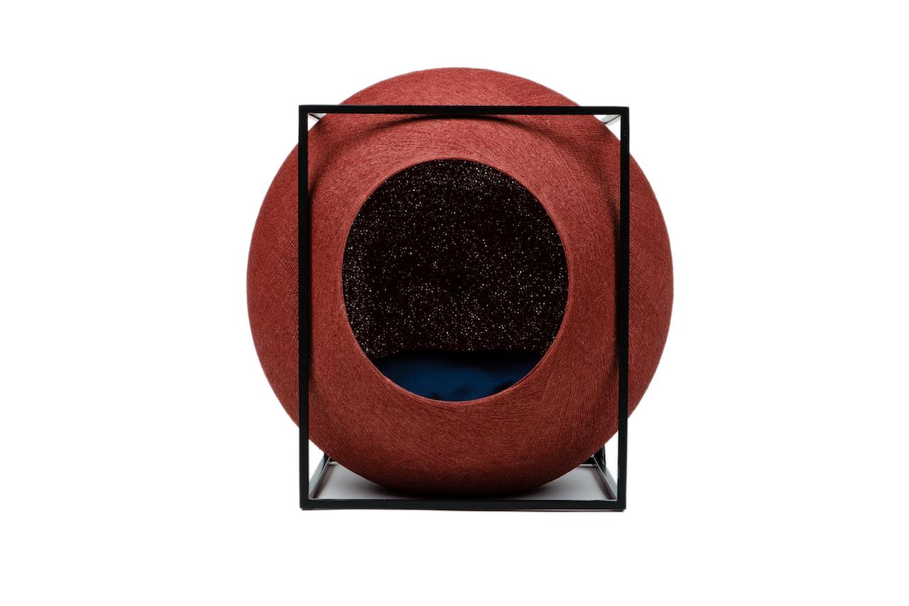 le cube meyou niche design pour chat melville design. Black Bedroom Furniture Sets. Home Design Ideas