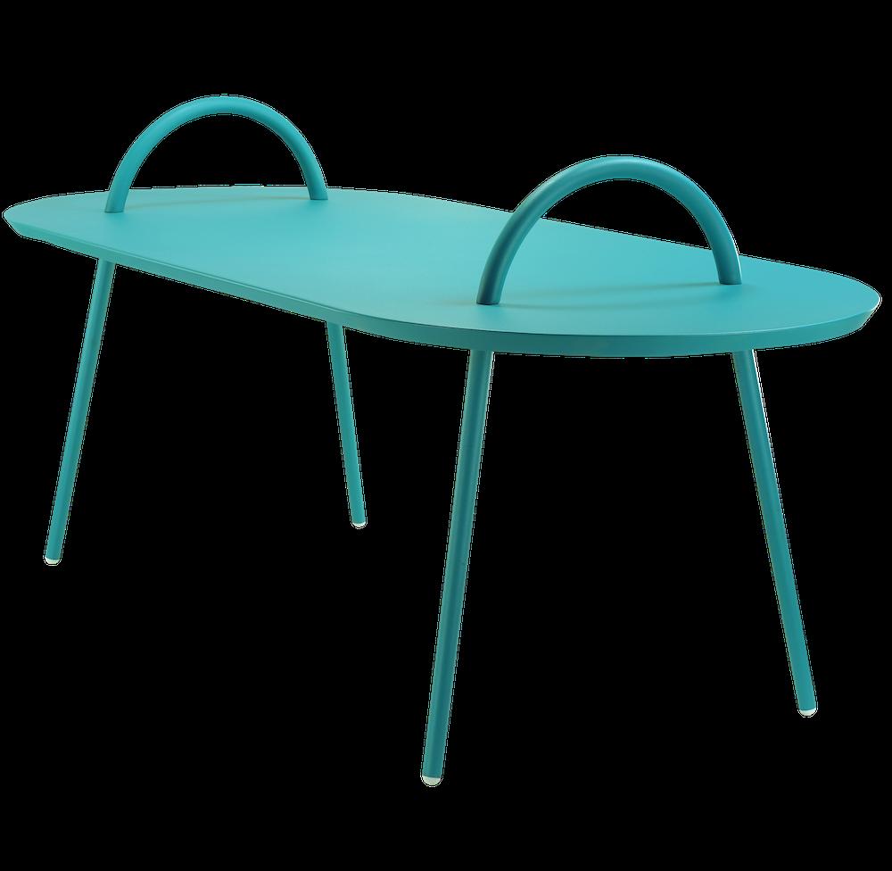 table basse swim pour l 39 ext rieur bibelo melville design. Black Bedroom Furniture Sets. Home Design Ideas