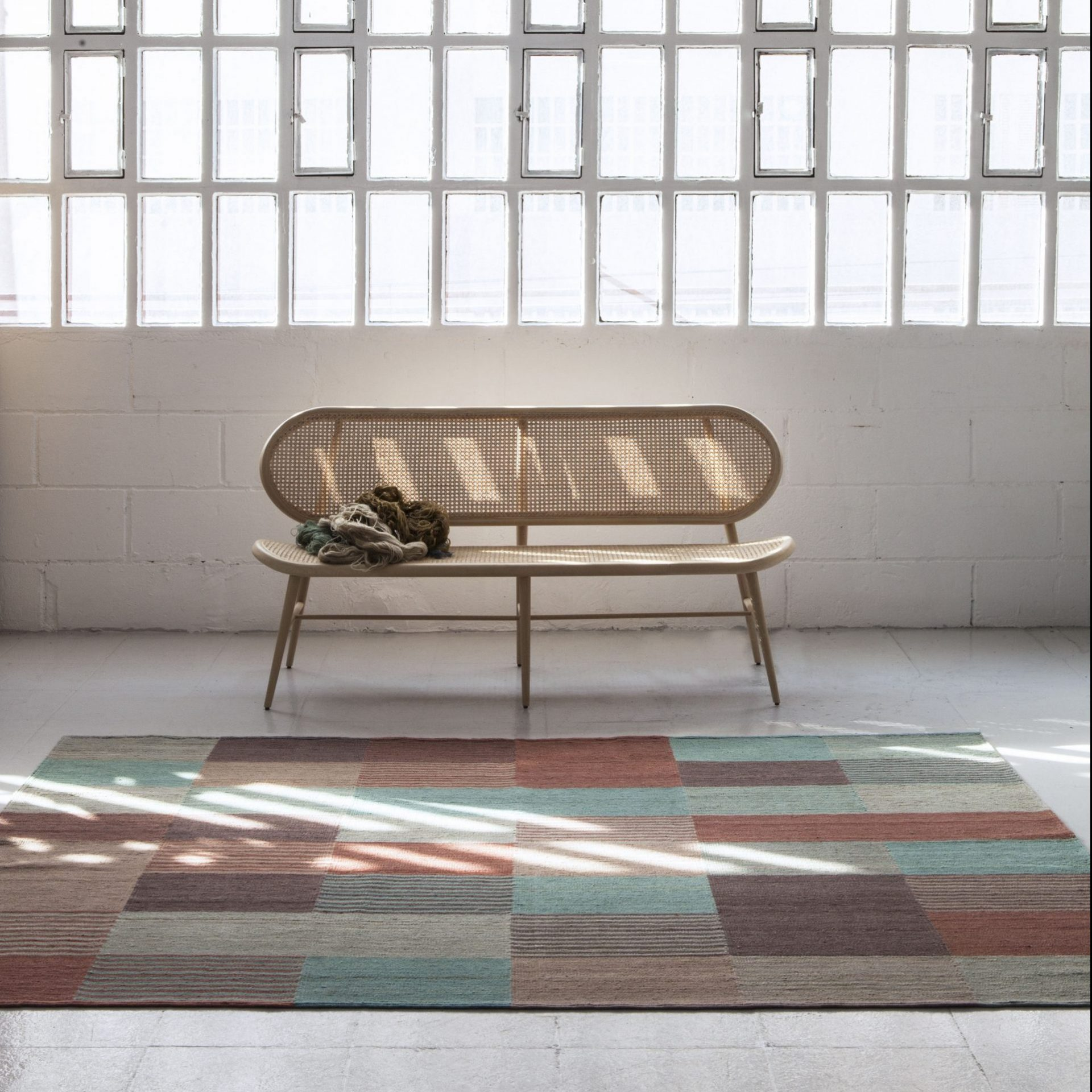 Tapis Blend en laine By Nanimarquina