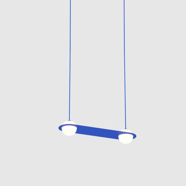 Suspension Laurent 03 - parallel wires